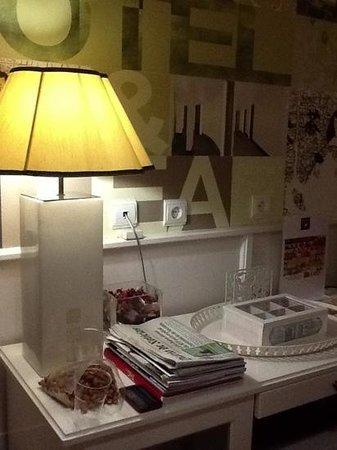 Princesa Hotel & Tea: милая гостиная