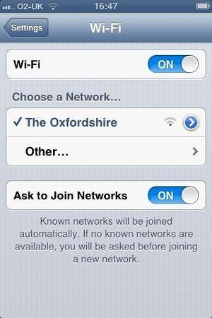 The Oxfordshire Golf Club & Hotel: weak wifi signal in room 226, nice room though