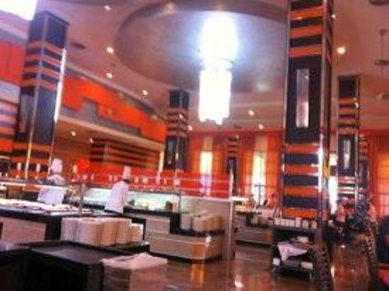 Hotel Riu Palace Bavaro Dining Area