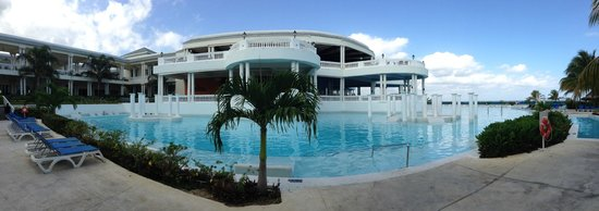Grand Palladium Jamaica Resort & Spa: Pool!
