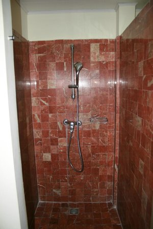 Grand Palladium Jamaica Resort & Spa: Shower