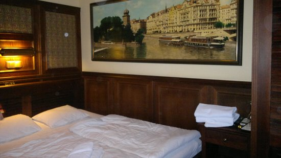 Botel Matylda: Superior Double Room