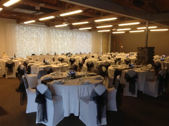 Silverstream Retreat: Wedding venue