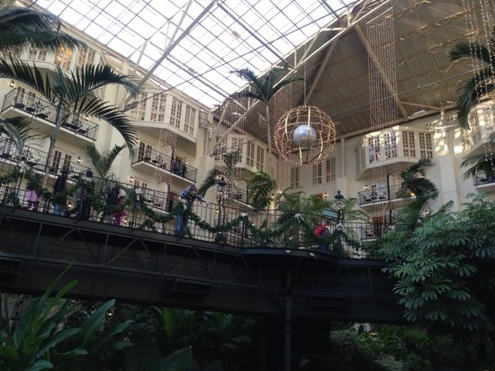 Gaylord Opryland Resort & Convention Center: Gaylord hotel
