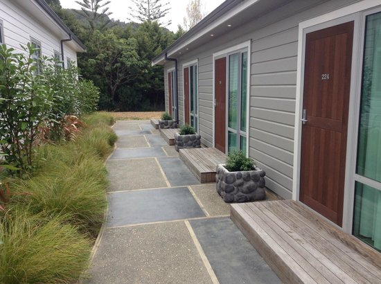 Silverstream Retreat: Accommodation
