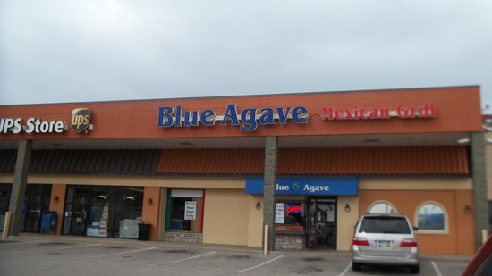 Blue Agave Mexican Grill