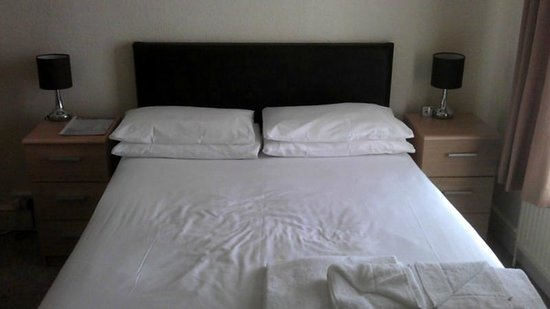 Wensum Guest House: bedroom