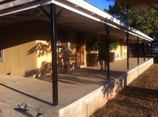 Bella de Karoo: The veranda