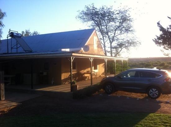 Bella de Karoo: The rooms