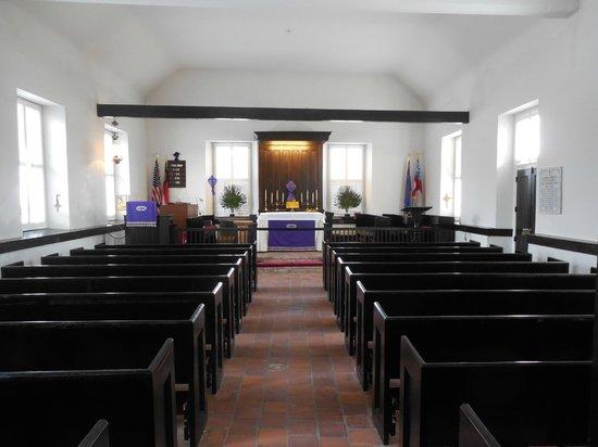 Bath NC - Oldest Church in NC