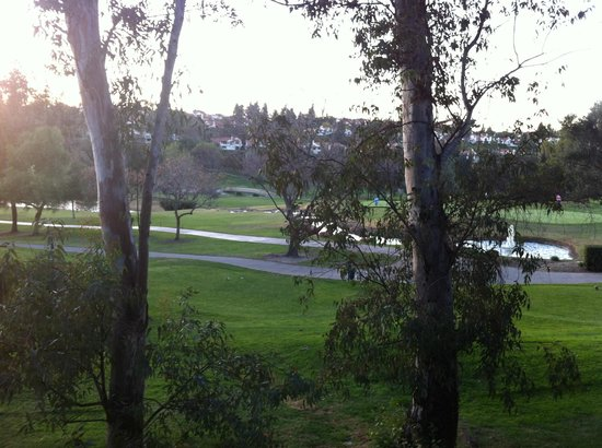 Rancho Bernardo Inn: View from our room