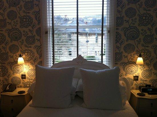 Villa Magdala: 'good' room