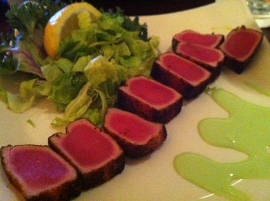 Mc Grath's Public Fish House: Ahi Tuna