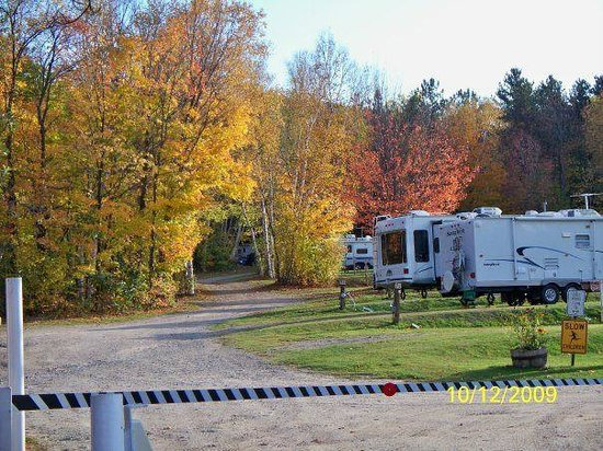 White Birches Camping Park