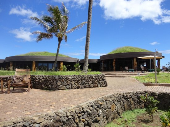 Hotel Hangaroa Eco Village & Spa: Hangaroa Main Lobby and Meeting Room