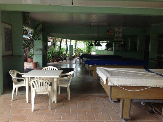 Gateway Torres Strait Resort: Outdoor Area