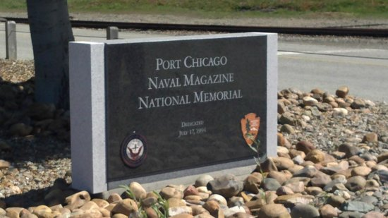‪Port Chicago Naval Magazine National Memorial‬
