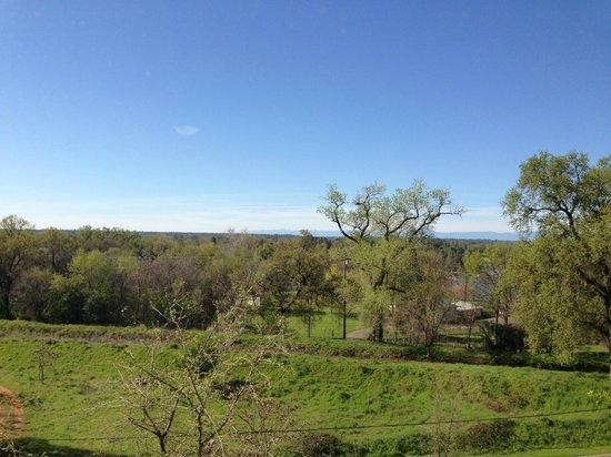 Hilton Garden Inn Redding: View from our room!