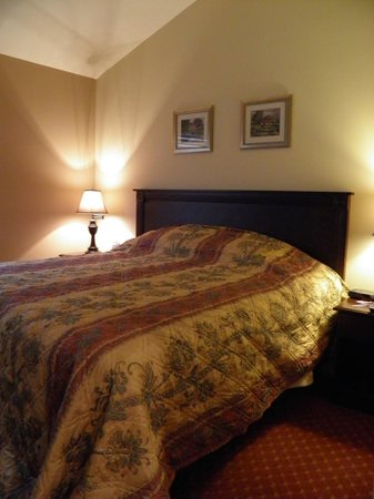 King's Creek Plantation Resort: good sized room