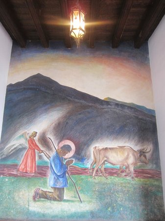 Los Poblanos Historic Inn & Organic Farm: Original Fresco