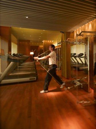 Hyatt Damai Spa Singapore Review