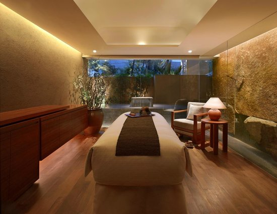 Orchard Road, Singapura: Damai spa single room