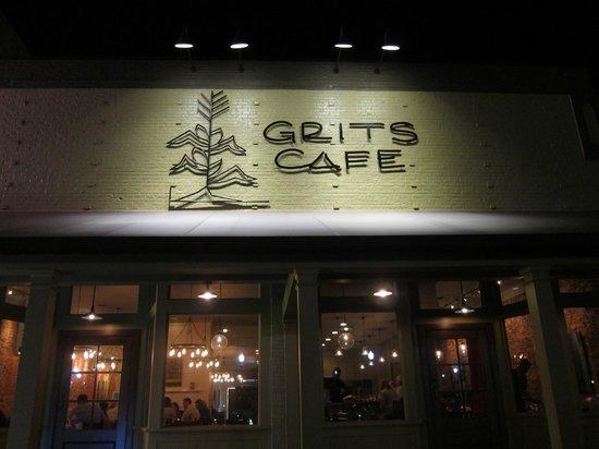 Grits Cafe Forsyth Menu