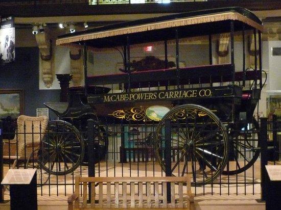 Missouri History Museum: Carriage