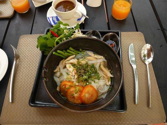 Sofitel Luang Prabang Hotel: Lao Breakfast