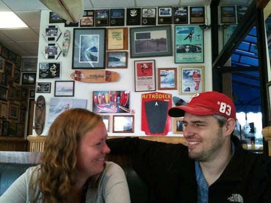 Beach Break Cafe : great times