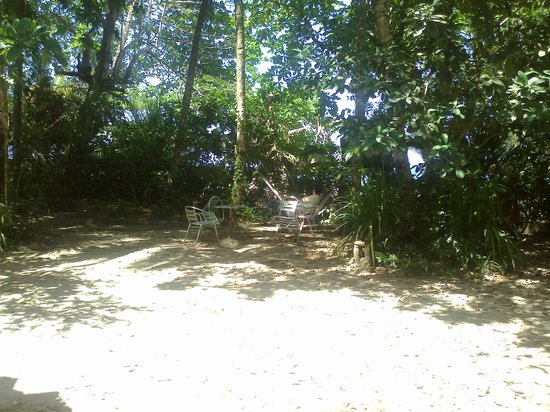 Cabinas Punta Uva: area para disfrutar tiempo