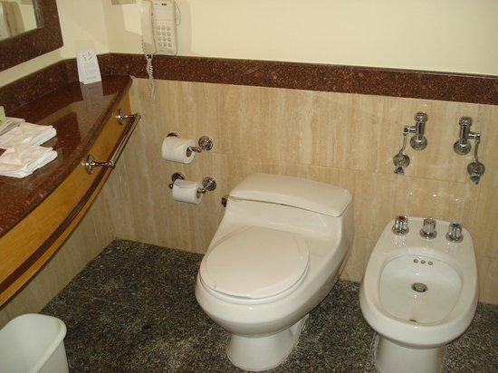 InterContinental Tamanaco Caracas: Baño