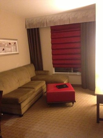 Embassy Suites by Hilton Birmingham-Hoover: living room
