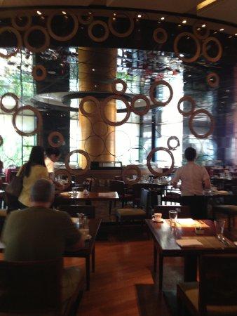 Radisson Blu Cebu: feria for buffet bfast