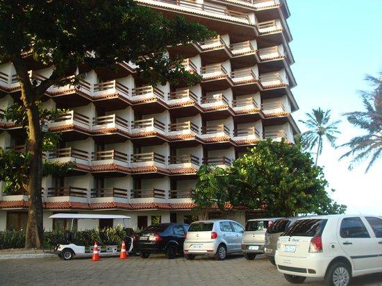 Jatiuca Hotel & Resort: Edificio de suites