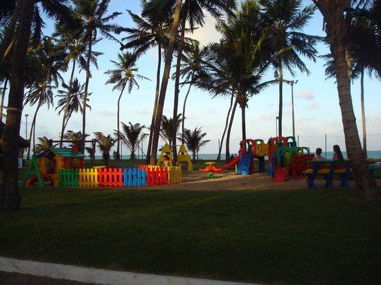 Jatiuca Hotel & Resort: Juegos para chicos