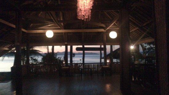 Port Barton, Philippines: restsurant