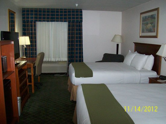 Best Western Canon City : my room
