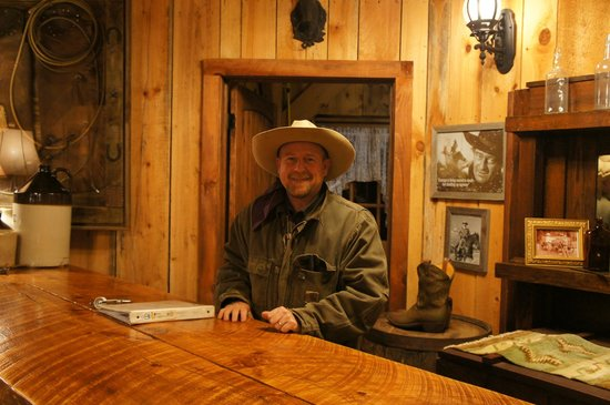 French Broad Outpost Ranch: Shawn