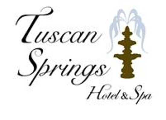Tuscan Springs Hotel and Spa: Logo