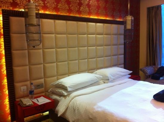 The Metropolitan Hotel & Spa: standard room
