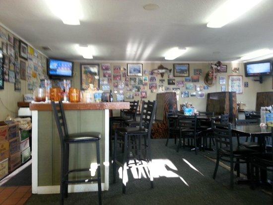 The Rib Shak : Shak interior