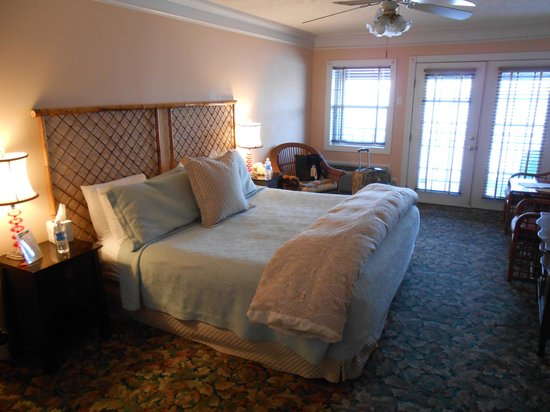 Apalachicola River Inn: Upstairs Room