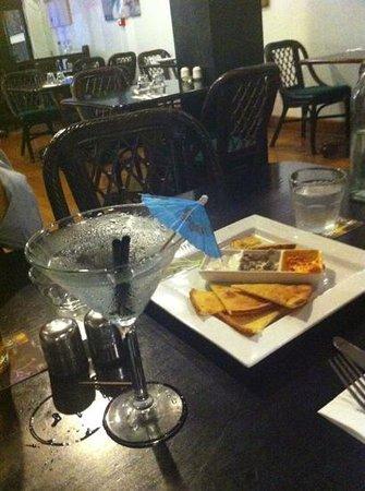 Kani's Restaurant: bread and dips