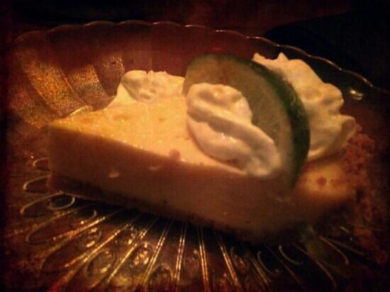 JP's Bistro: key lime pie