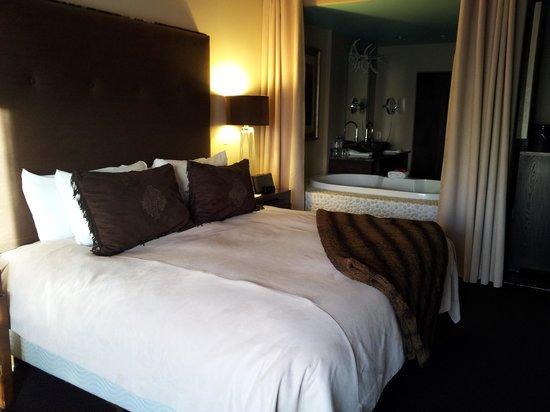 El Monte Sagrado: Standard hotel room