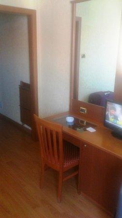 Hotel President: Room Emenities