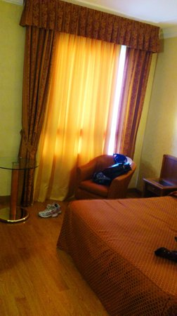 Hotel President : Large room