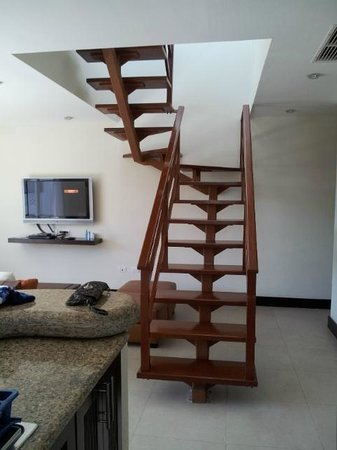 Pueblito Luxury Condohotel : Modern Livingroom