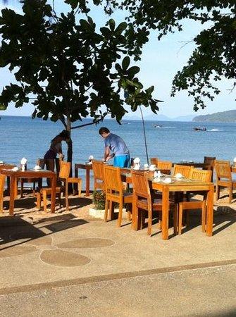 Krabi Resort: Restaurant